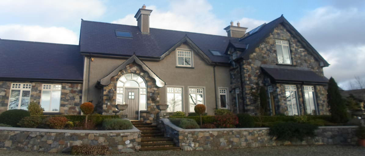 Building contractors kilkeel david mckee contracts ltd for New way of building houses