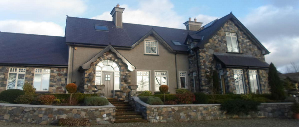 New Build Building Contractors Northern Ireland New Home